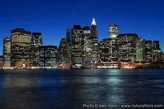 Location Scouting :: Lower Manhattan Skyline (Sam Rohn - 360 Photography) Tags: nyc newyorkcity longexposure blue usa building skyline architecture brooklyn night geotagged photography tv interesting dusk manhattan eastriver filmmaking soe filmproduction magichour scouting filmlocation locationscouting locationscout nikond200 filmscouting nylocations samrohn geo:lat=40703286 geo:lon=73995323 filmscout