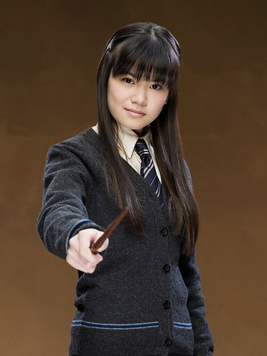 Harry potter orden fenix Cho Chang