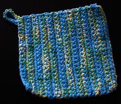 potholder for M