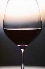 Wine at Sunset - by Thomas Hawk