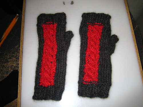 Emily B's mitts