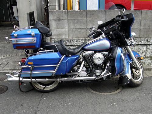 452378191 4ab9b74df3 Charlie posing on the motorbike outside SWIWSCO