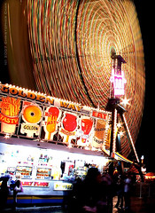 Sydney Royal Easter Show (Christopher Chan) Tags: night canon easter amusement ride sydney australia nsw 1785mm funfair olympicpark homebush 30d royaleastershow blueribbonwinner royalagriculturalsociety superbmasterpiece