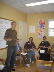 Week Seven - Communication/Leadership Facilitation