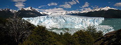 Panorama of the Perito Moreno Glacier, Southern Patagonia, Argentina (goneforawander) Tags: travel wild autostitch panorama patagonia snow ice argentina composite america ilovenature nikon scenery stitch pano south d70s wideangle glacier backpacking montage latin andes photomerge wilderness perito moreno overland goneforawander