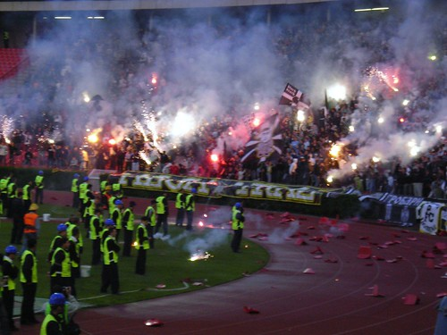 Red Star vs Partizan