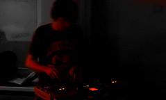 Reklāmas bāra DJ