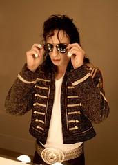 Jason Jackson as Michael Jackson