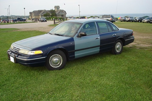 Roger Williams - '96 Crown Vic Police Special