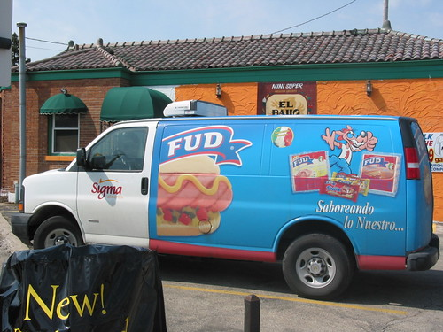 FUD Truck Makes a Delivery