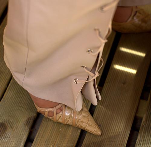 Georgina's shoes