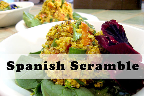 Spanish Scramble Recipes — Dishmaps