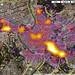 rome heatmap