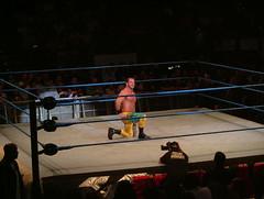 Smackdown! - Palaverde, Villorba 20-4-2007 (streetspirit73) Tags: chris italy benoit wrestling wrestler treviso smackdown superstars villorba ecw palaverde