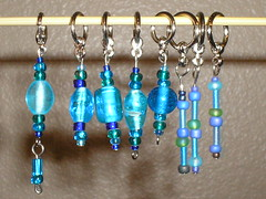 Stitch Markers from Bren