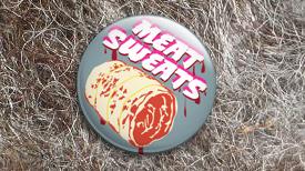 Meat Sweats badge