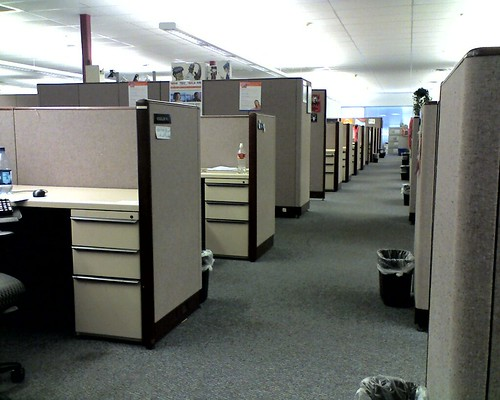 I love cubicles
