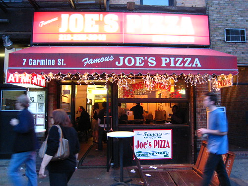 Joe's Pizza (by Slice)
