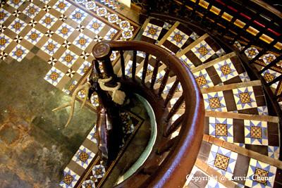 Peranakan-Stairs