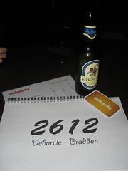 2612 - Debacle, Braddon