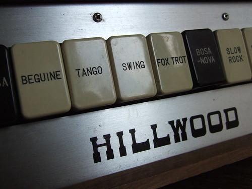 Hillwood CER 110 Rhythm Machine