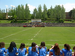 Campeonato de Europa Femenino by rugby_arf