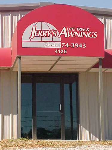 Jerry's Auto Trim and Awnings