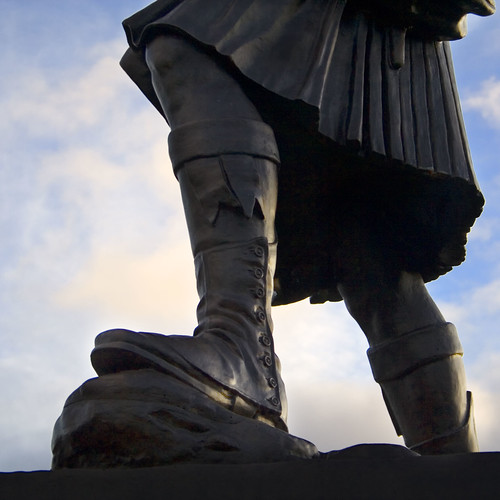 monument scotland kilt stirling flickrmeet casttle verysexyboots jiscoffice