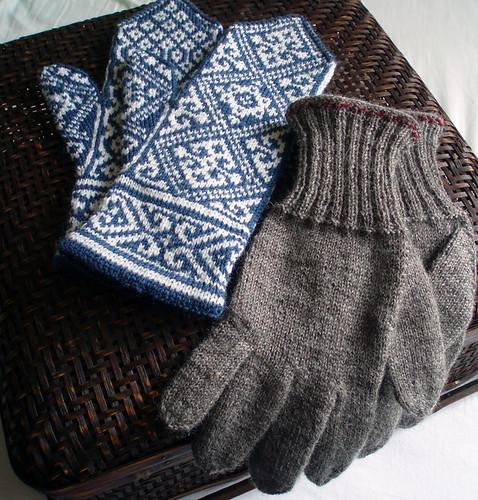 hanskat ja lapaset