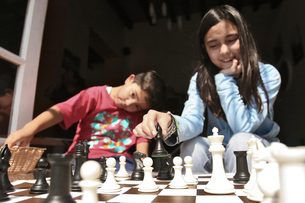ajedrez a cualquier edad