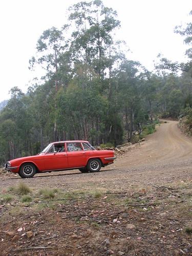 Western Tiers Dirt Road 1
