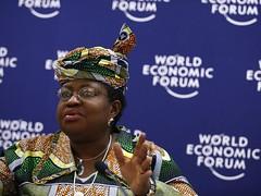 Minister of Finance of Nigeria Ngozi Okonjo-Iweala