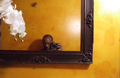 The restroom at El Cocotero - by kchbrown