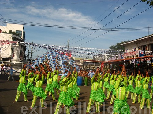 Pahinis de Laua-an of Antique in Dinagyang 2007 Kasadyahan competition