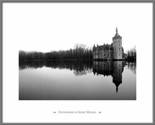 Kasteel van Horst. Belgium
