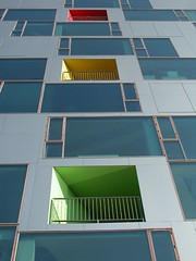 Traffic lights? (Kingchief) Tags: house building architecture copenhagen denmark trafficlight nice metro 2006 fields danmark plot kbenhavn arkitektur amager vm restad restad ingels ferring views50 views75 orestad