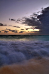 Painting with exposure (Marc Brassard) Tags: longexposure water hawaii raw oahu barbers nimitz tonemapping artizen