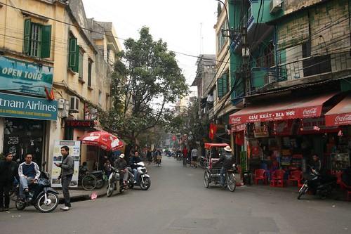 Bia Hoi Corner, Hanoi