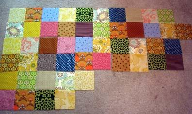Quilt #2 Progress