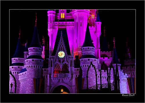 MK Castle Closeup