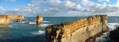 The Razorback (maegges) Tags: panorama sunlight vertical australia blade australien greatoceanroad razor razorback maegges