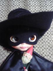 Amelie (natsuko♥) Tags: gnome amelie blythe zorro amélie poulain améliepoulain