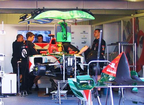 Jaguar Monaco Grand Prix