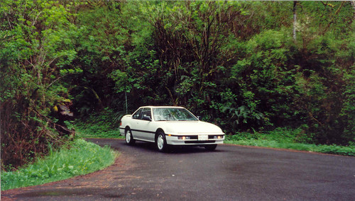 1990 Honda Prelude Si 2