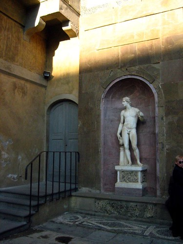 The exit to the Vasari Corridor