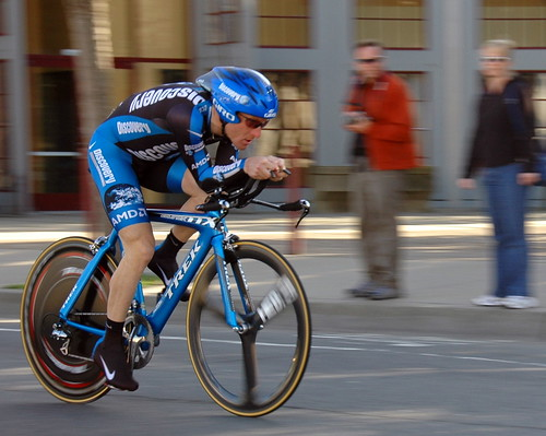 Levi Leipheimer - Amgen Tour de California - Prologue