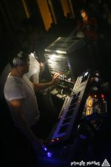 Rezolution 389 Edit (Dan Correia) Tags: topv111 lights acid mixer nightclub synth roland techno midi monomachine drummachine akai mpc2000 livepa elektron machinedrum tb303 tr909 canonefs1785mmf456isusm atomicbabies
