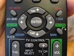 IMG_3378 Pioneer VSX-80TXV - remote control