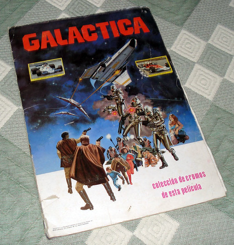 Galactica Frontal