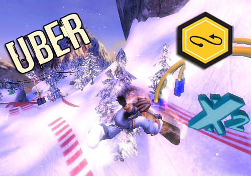 Kotaku, hands on with SSX